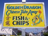 Golden Dragon Chinese Takeaway Fish & Chips - Aberporth