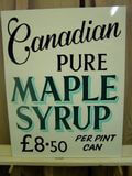 Canadian Pure Maple Syrup - Narberth