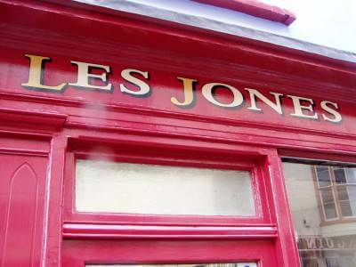 Aberystwyth Signs for Les Jones Electrical Contractor - Image 1