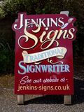 Jenkins Signs - Traditional Signwriter - Narberth