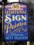 Jenkins Signs - Narberth sign boards