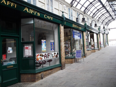 Ammanford Signs for The Arcade - Image 3
