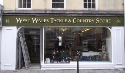 West Wales Tackle - Carmarthen