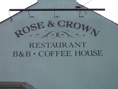 Rose & Crown - Goodwick Fishguard
