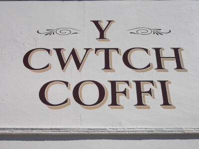 Cwtch Coffi - Newcastle Emlyn