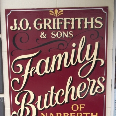 J.O. Griffiths - Narberth