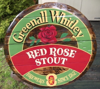 Red Rose Stout -