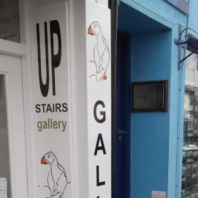 Up Stairs Gallery - Narberth