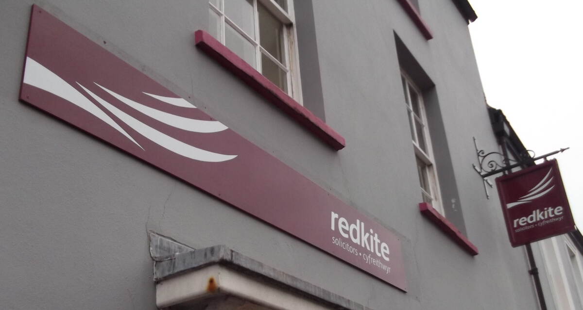 Carmarthen Signs for Red Kite Solicitors