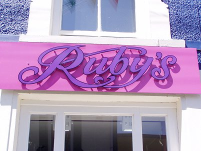 Newcastle Emlyn Signs for Ruby's